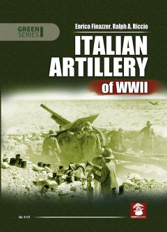 4119 Italian Artillery NEW ART