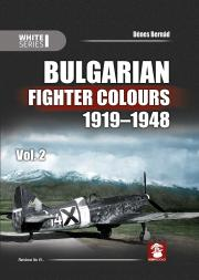 9137 Bulgarian Fighter Colours vol 2