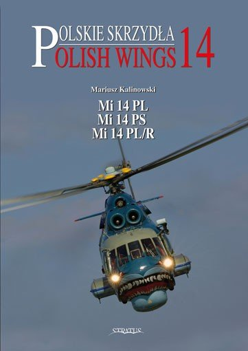 Polish Wings No 14, Mi-14PL, Mi-14PS, Mi-14PL/R