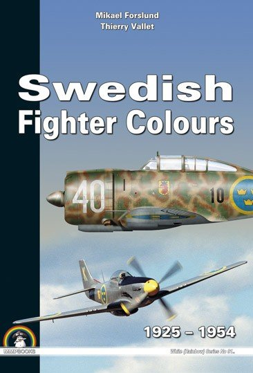 SWEDISH FIGHTER COLOURS: 1925 - 1954