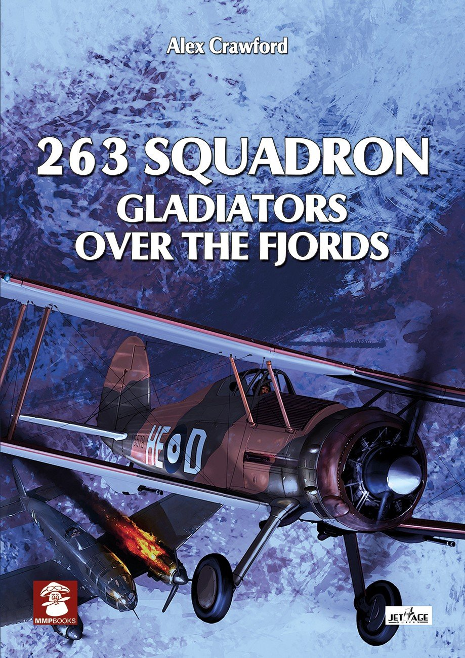 263 Squadron Gladiators Over the Fjords