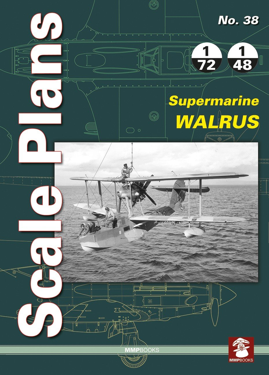 Scale Plans No. 38 Supermarine Walrus