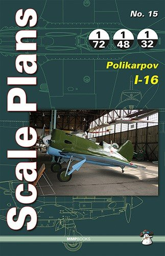 Scale Plans No. 15 Polikarpov I-16