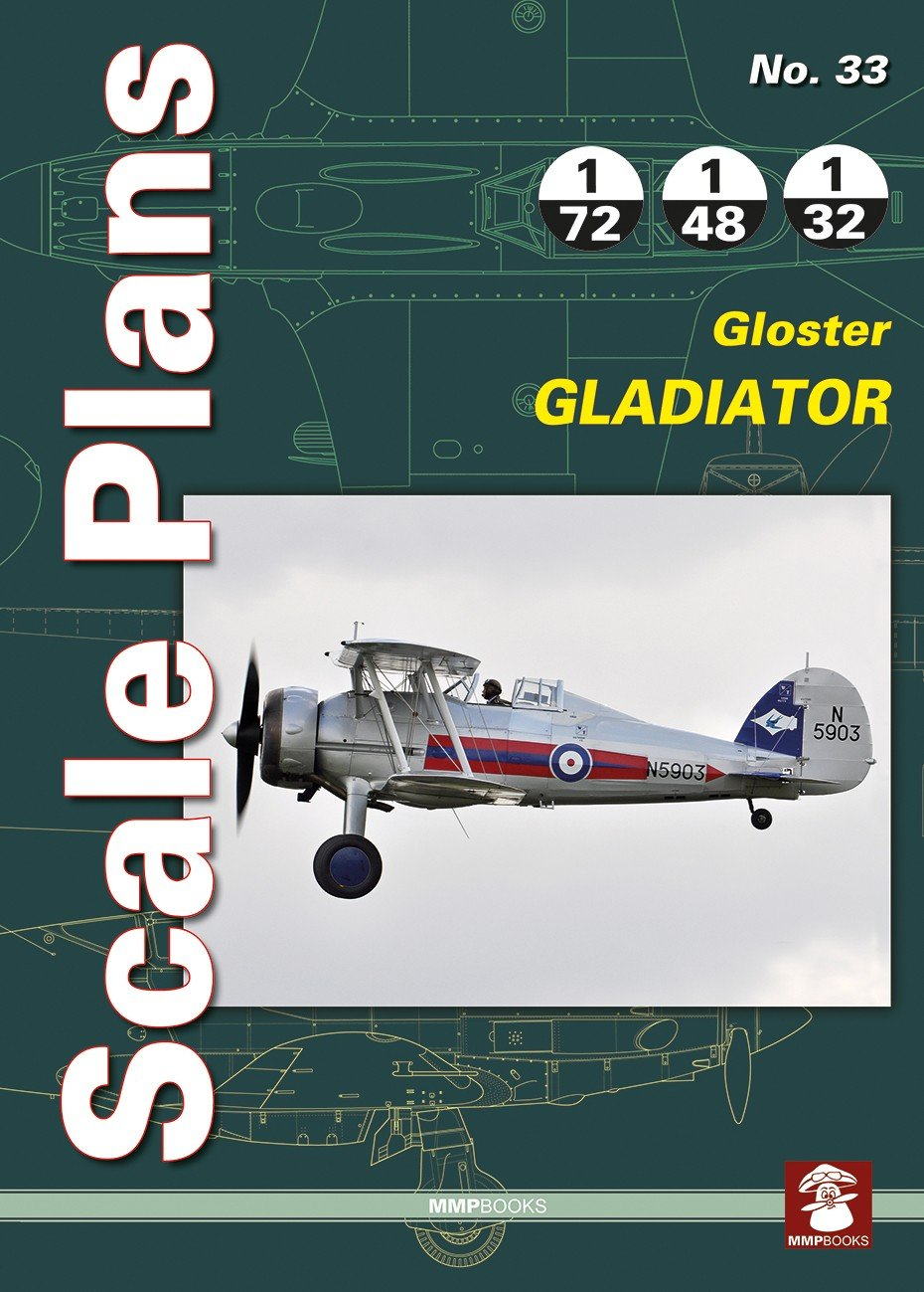 Scale Plans No. 33 Gloster Gladiator