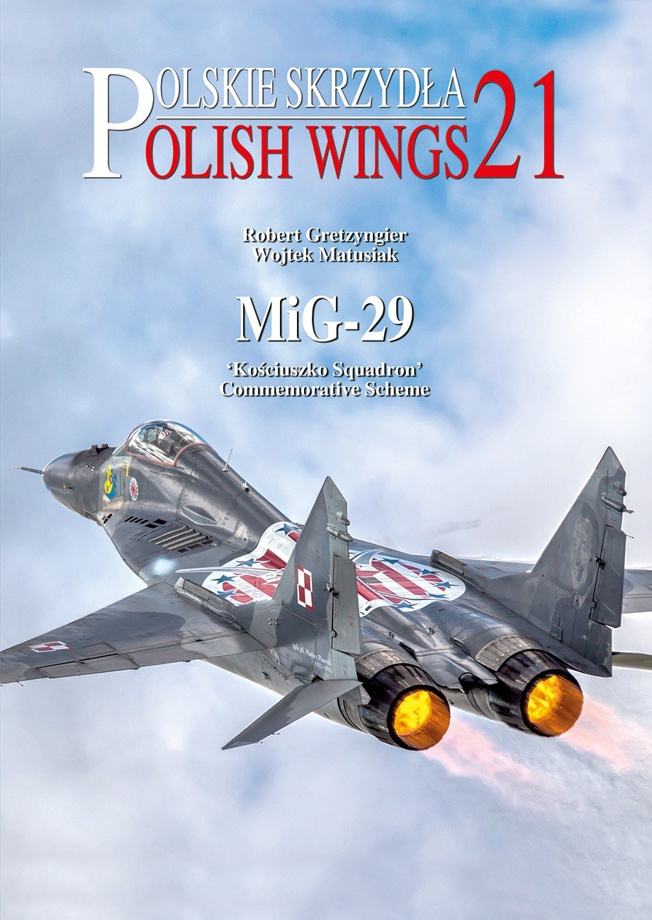Polish Wings No. 21 MiG-29 'Kościuszko Squadron' Commemorative Schemes