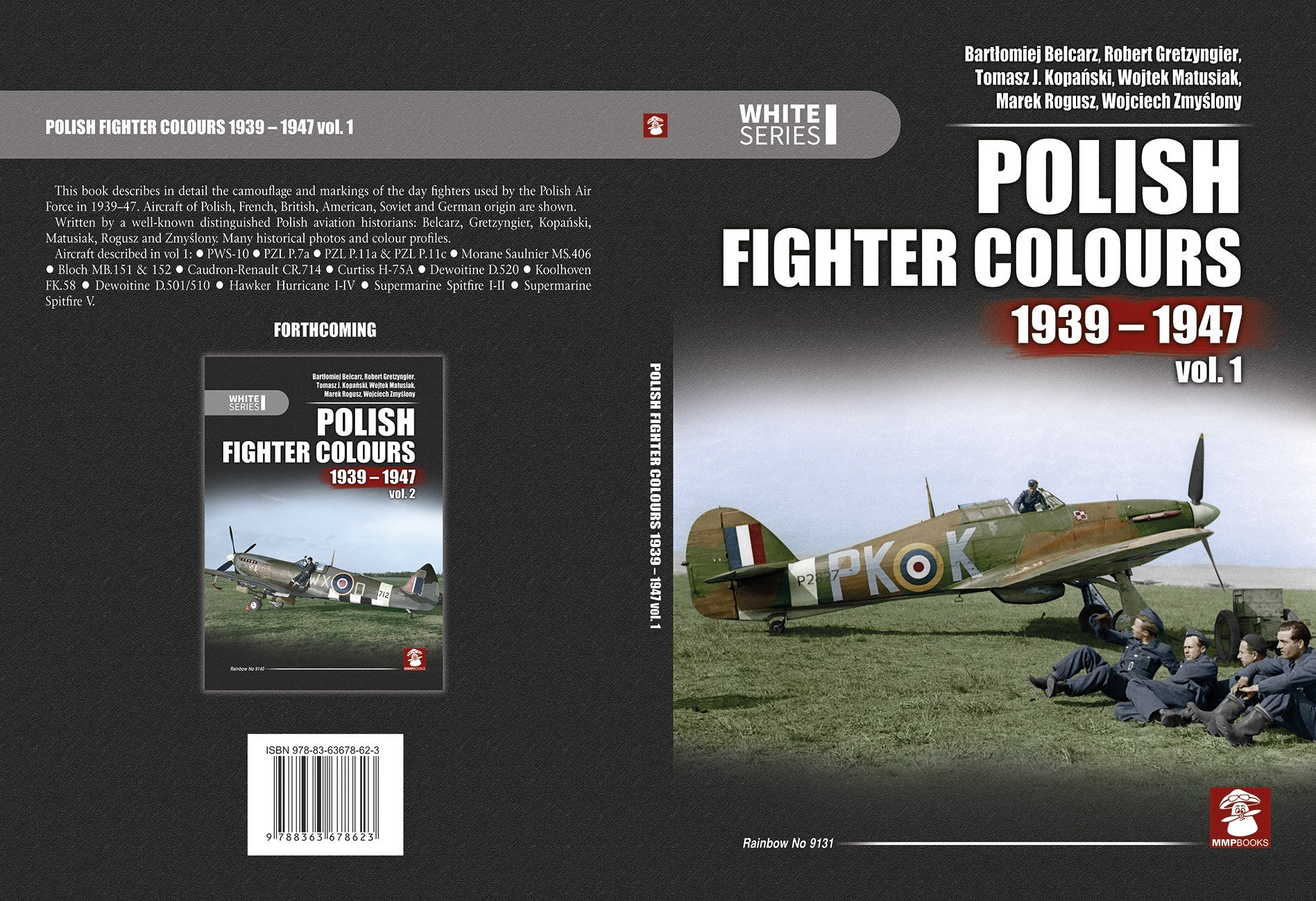 Polish Fighter Colours 1939–1947 vol. 1