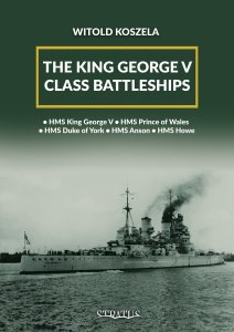 The King George V Class Battleships